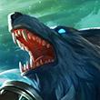 Lunar Wolf Icon