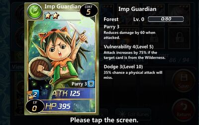 Imp Guardian