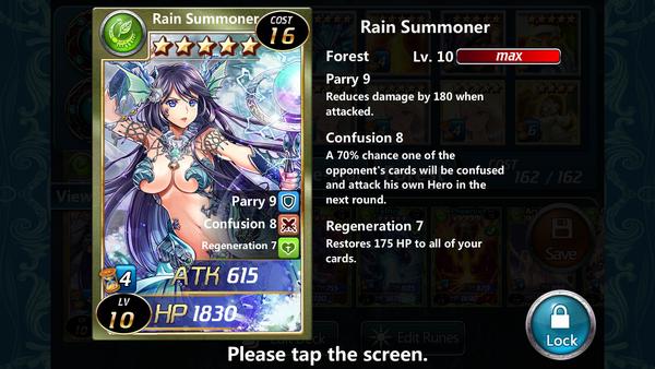 Rain Summoner 10