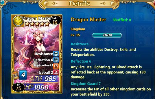 Dragon Master 15