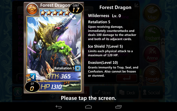 Forest Dragon 0