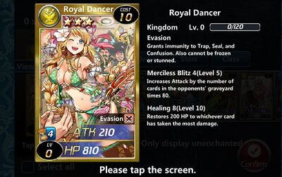 Royal Dancer