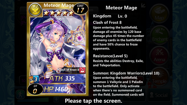 Meteor Mage 0