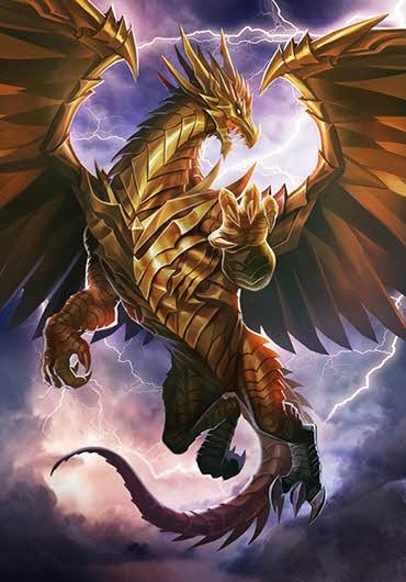 Golden Fafnir