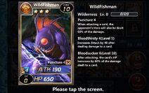 Wild Fishman