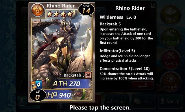 Rhino Rider