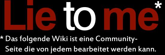 Lie to me community logo