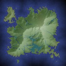 Lupine Island