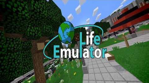 -Minecraft- Life Emulator - Release Trailer