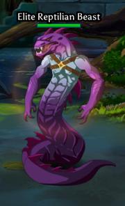 Elite Reptilian Beast