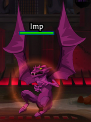 Purple Imp