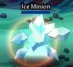 BlueIceMinion