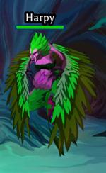 Green Harpy