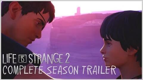 The Complete Season Trailer - Life is Strange 2 PEGI