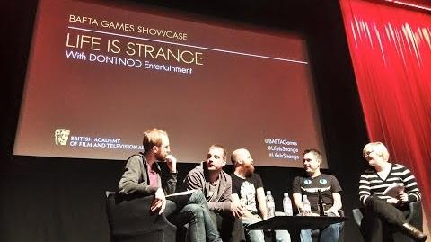 Life is Strange BAFTA Showcase