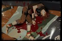 Hospital Mugshots - Finn Dead