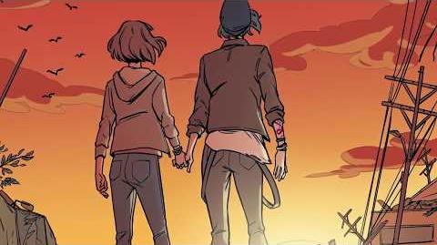 Life is Strange Comic Trailer