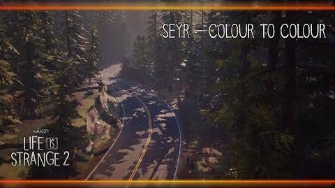Seyr - Colour to Colour Life is Strange 2