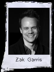 Zak Garris Paper