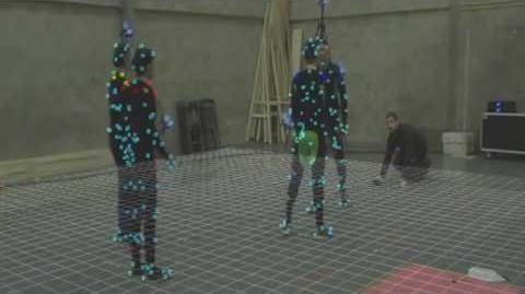 Motion capture session 2
