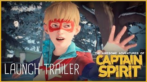 Captain Spirit Out Now for FREE ESRB
