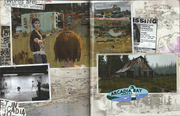 Pages 11 and 12 Art Book
