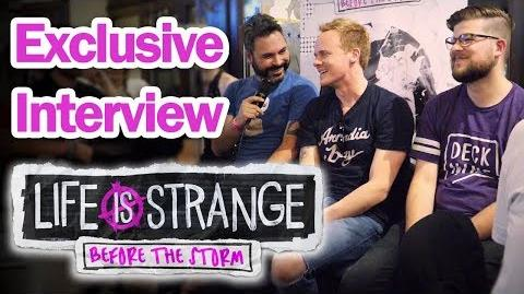 EXCLUSIVE Life is Strange Before the Storm Interview w Deck Nine