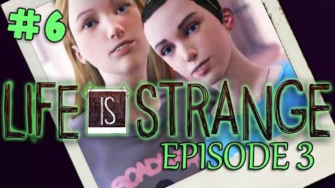 LIFE IS STRANGE CHAOS THEORY ( 6) Chloe's Dad
