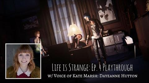 Kate Marsh plays Ep