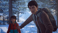 Life is Strange 2 Episode 2 Roads Promo Still 5 - Sean & Daniel