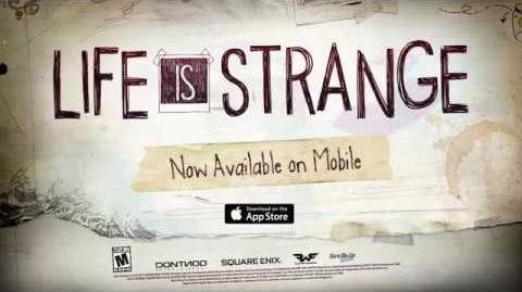 Life is Strange Mobile Announce Trailer