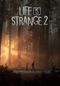 Life is Strange 2 - Keyart 2