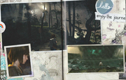 Pages 17 and 18 Art Book