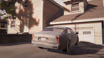 Jefferson's car BtS