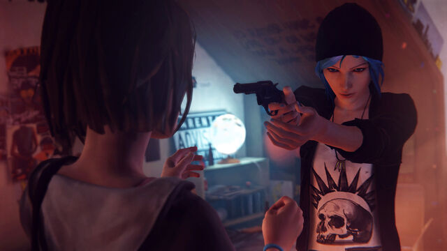 File:Life-is-strange-chloe-pointing-gun-at-max.jpg