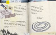 Max Diary (alternate)