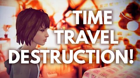 What Are The Consequences Of Time Travel? Life Is Strange Science Deconstructed