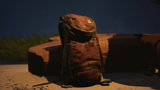 LiS2-brody backpack gifted