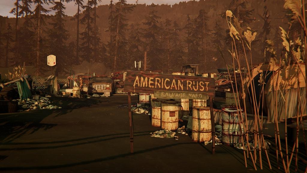 American Rust BtS
