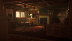 Casa dos Amber EP3 - Sala de Estar