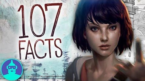 107 Life Is Strange Facts YOU Should Know!!! 🤔 The Leaderboard