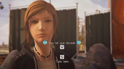 Life is Strange Before the Storm - Bate-boca com Wells (PT-BR)