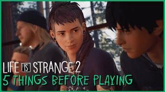 5 Things You Need To Know Before Playing Life is Strange 2