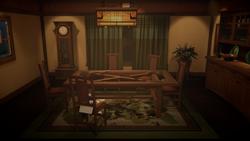 Casa dos Amber EP3 - Mesa quebrada
