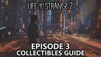Life is Strange 2 Episode 3 - All Collectibles Guide - Lost Boys Chronicles Achievement Trophy