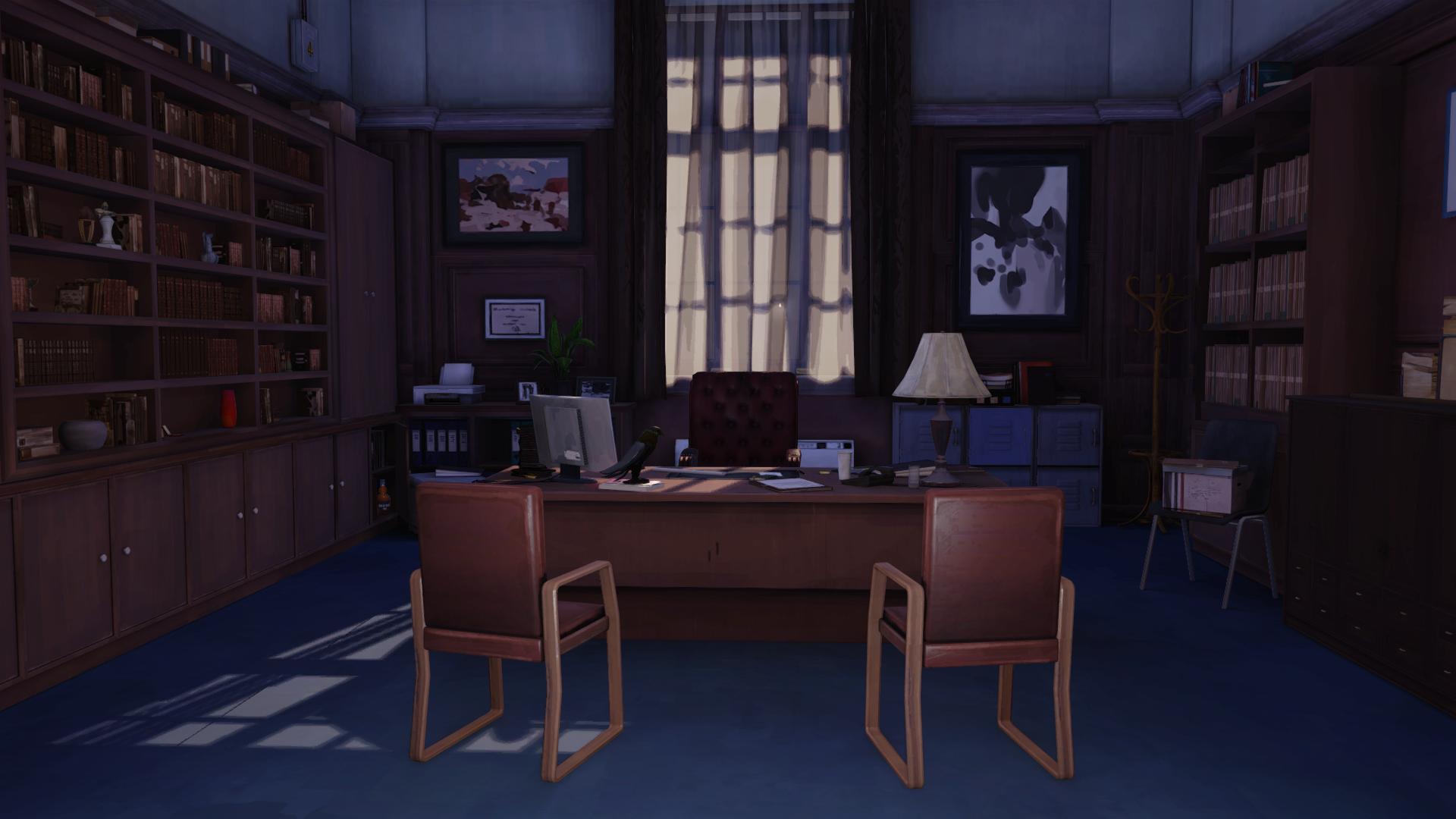 Principal Wellsu0027 Office