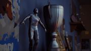 Sean's Room - Trophies
