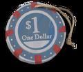 E4 Souvenir 5 - Casino Token