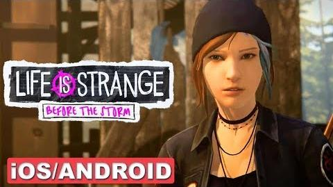 LIFE IS STRANGE BEFORE THE STORM - iOS ANDROID GAMEPLAY