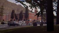 Blackwell Parking Lot BTS - 1